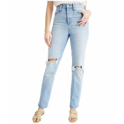 メイドウェル デニムパンツ ボトムス レディース Classic Straight Jeans in Hartsville Wash Hartsville Wash