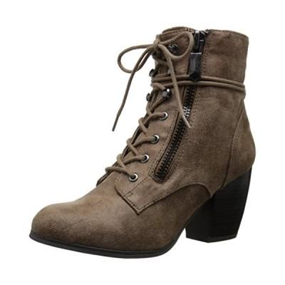 Qupid レディース Maze 65 ブーツ, モグラ, 6.5 M US(海外取寄せ品)