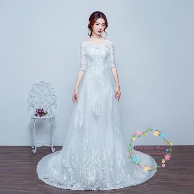 ウエディングドレス マーメイドラインドレス 白ドレス ベアトップ 二次会 安い 花嫁 結婚式 カクテルドレス パーティードレス ロングドレス wedding dress