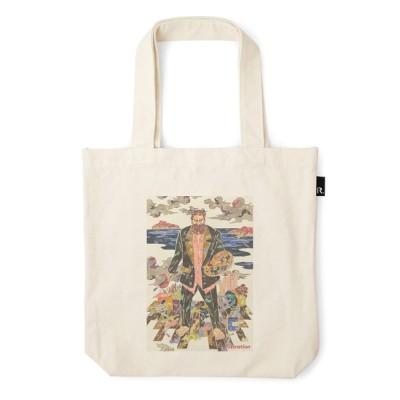 ROOTOTE / イラストレーション×ROOTOTE キャンバストート-H WOMEN バッグ > トートバッグ