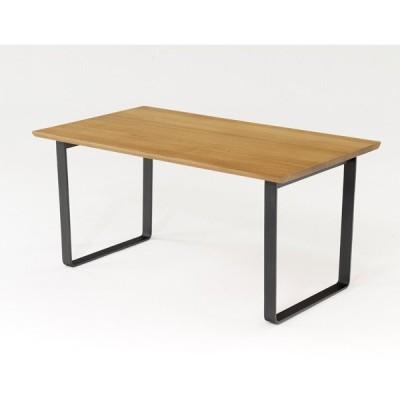 ダイニングテーブル フィル3 金属脚 W1350/オーク材 大塚家具(IDC OTSUKA)