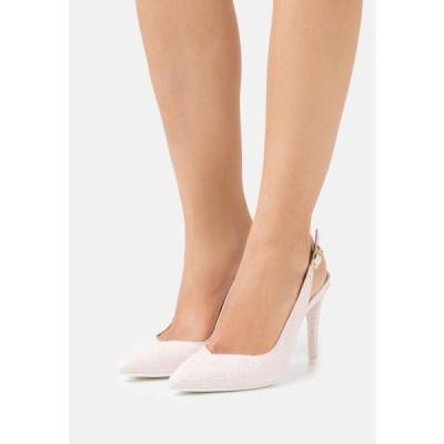 リュージョー レディース 靴 シューズ VICKIE SLING BACK - Classic heels - pink