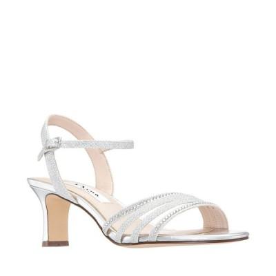 ニナ Nina レディース サンダル・ミュール シューズ・靴 Nelena Sandals Silver