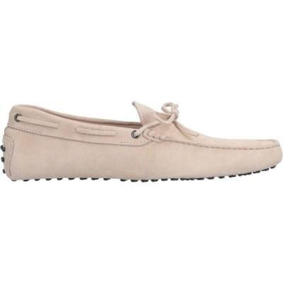 トッズ TOD'S メンズ ローファー シューズ・靴 loafers Sand