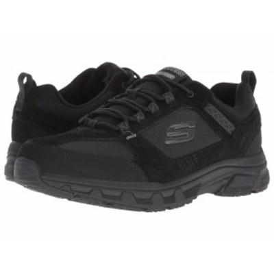 SKECHERS スケッチャーズ メンズ 男性用 シューズ 靴 スニーカー 運動靴 Oak Canyon Black/Black【送料無料】