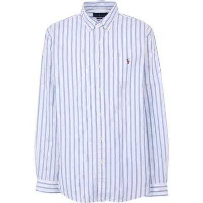 ラルフ ローレン POLO RALPH LAUREN メンズ シャツ トップス striped shirt Blue