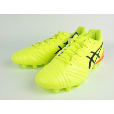 サッカー スパイク アシックス ULTREZZA CLUB  セーフティイエロー/ブラック 1103A021-750