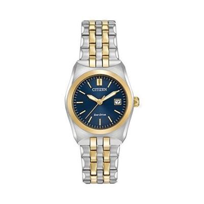 [シチズン] Citizen 腕時計 Corso コーソ 日本製クォーツ EW2294-53L レディース [TimeKingバンド調節工具& HAR