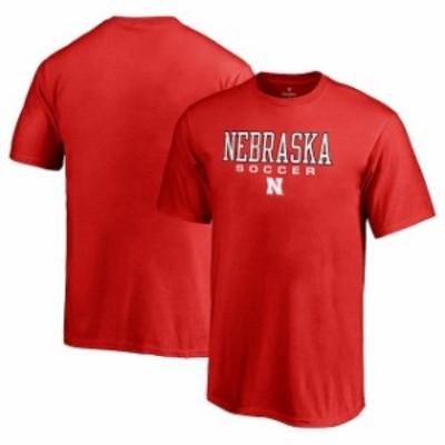 Fanatics Branded ファナティクス ブランド スポーツ用品  Fanatics Branded Nebraska Cornhuskers Youth Scarlet True