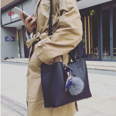 韓国バッグレディース  ショルダーバッグ  2wayハンドバッグおしゃれブラック レッド  グレー 通勤バッグ