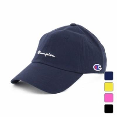 チャンピオン レディース キャップ シアサッカーローキャップ (181-0078) 帽子 Champion