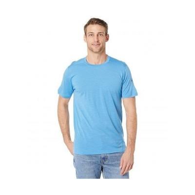 Smartwool スマートウール メンズ 男性用 ファッション Tシャツ Merino 150 Base Layer Short Sleeve - Ocean Blue