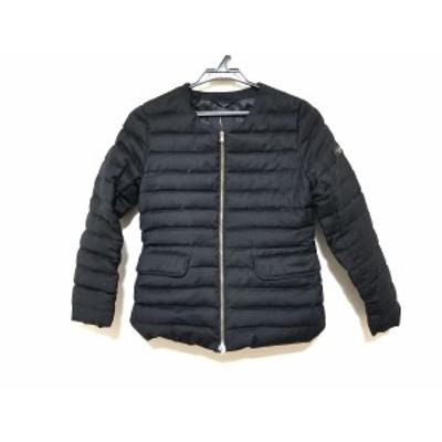 タトラス TATRAS ダウンジャケット サイズ01 S レディース - LTA19A4648 黒 長袖/ショート丈/ジップアップ/冬【中古】20201120