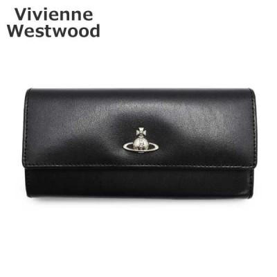 ヴィヴィアンウエストウッド 財布 51060022-40525-N401 ブラック 長財布 レディース Vivienne Westwood