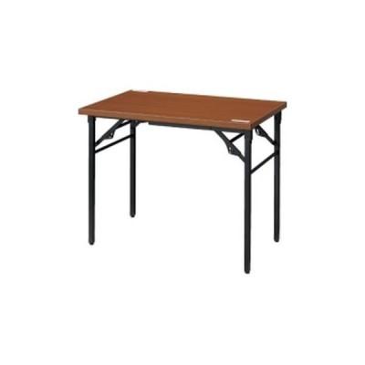 テーブル   TOKIO 脚折りたたみテーブル TWN0960 WN ウォールナット