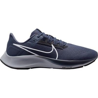 ナイキ シューズ メンズ ランニング Nike Men's Air Zoom Pegasus 38 Running Shoes Navy/White