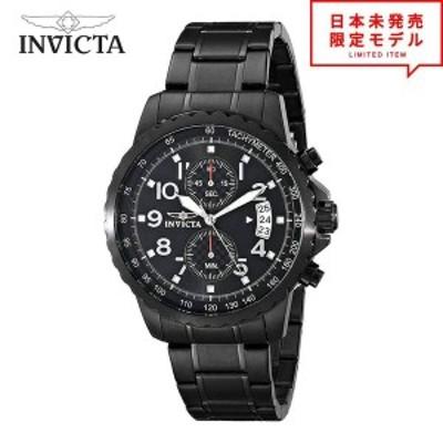 Invicta インヴィクタ メンズ 腕時計 リストウォッチ 13787 ブラック 海外限定 時計 日本未発売 当店1年保証 最安値挑戦中!