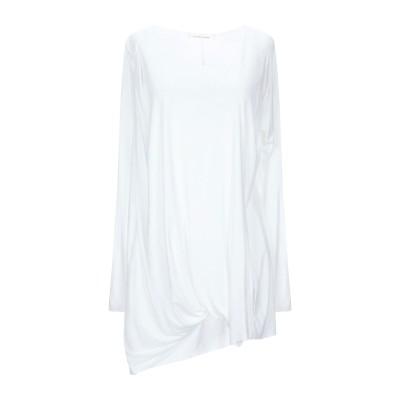 リビアナ コンティ LIVIANA CONTI T シャツ ホワイト XS レーヨン 100% T シャツ