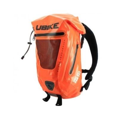 UBIKE UBK-WEAS14/24/ - Trekking Rucksack, Colour: Orange 並行輸入品