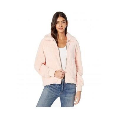 Billabong ビラボン レディース 女性用 ファッション アウター ジャケット コート フリース ソフトシェル Always Cozy Fleece - Peaches