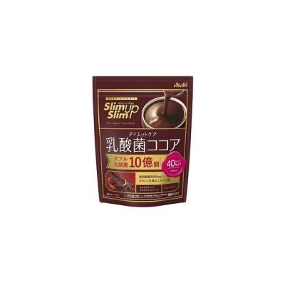 アサヒ スリムアップスリム ダイエットケア乳酸菌ココア 150g (健康食品)