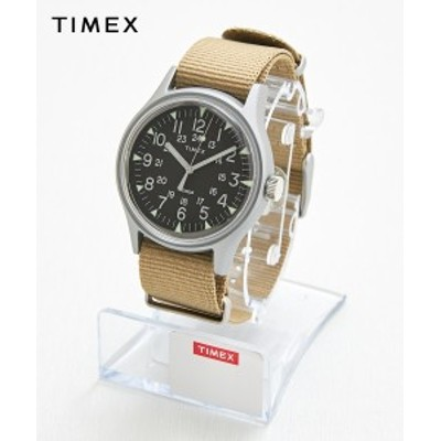 腕時計 メンズ TIMEX タイメックス MK1 アルミニウム TW2T10300 ワンカラー ニッセン