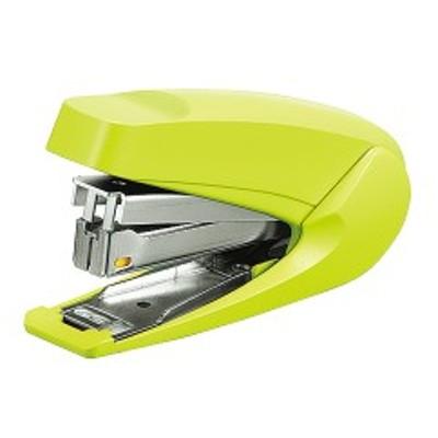 コクヨ ステープラー ラッチキス 黄緑 とじ枚数20枚 針装てん数100本 SL-M72YG
