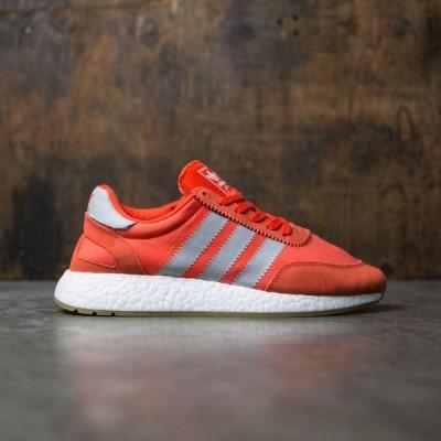 アディダス Adidas レディース スニーカー シューズ・靴 Iniki Runner W orange/energy/clear onix/gum