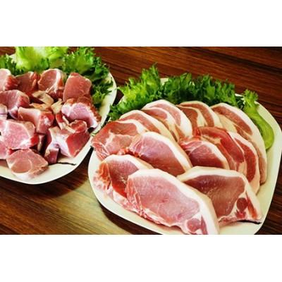 A29309 美味しい豚肉「桜王」ロース&ヒレ/とんかつ用1.8kg・通