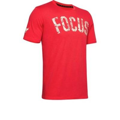 アンダーアーマー(UNDER ARMOUR)Tシャツ メンズ プロジェクトロック MAHALO 半袖Tシャツ 1351584 VER/SUW AT オンライン…