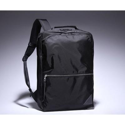 【ミニコンテナボックス付き】マスターピース バックパック/ブラック メンズ ヴァリアス 24211 master-piece