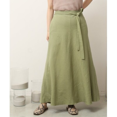 Ray Cassin / セミフレアスカート WOMEN スカート > スカート