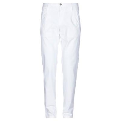PT Torino パンツ ホワイト 36 コットン 98% / ポリウレタン 2% パンツ