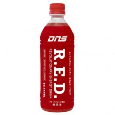 ディーエヌエス レッド ブラッドオレンジ 500ml 清涼飲料 DNS