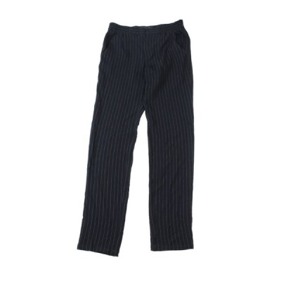 レディース パンツ  Nanette Lepore Black Pinstriped Piazza Pants 0