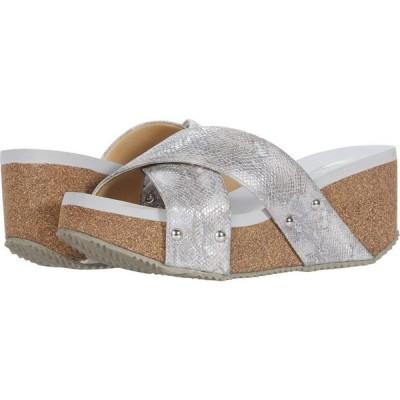 ボラティル VOLATILE レディース サンダル・ミュール シューズ・靴 Tresa Silver
