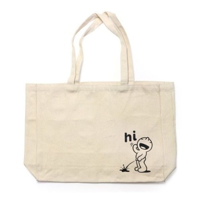 トートバッグ バッグ BAG L MR.P HI キャンバス トートバッグ