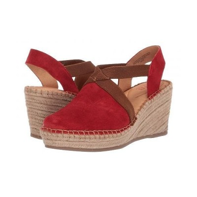 Born ボーン レディース 女性用 シューズ 靴 ヒール Meade - Red Suede