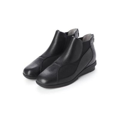 フィットフィット fitfit 軽量グリップアンクルブーツ (ブラック)