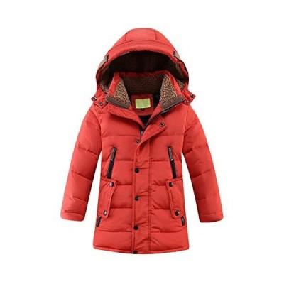 子供服 コート キッズ ダウンコート 子供服 ジャケット ダウン90% 男の子 女の子 フード付き ロング丈 男女兼?