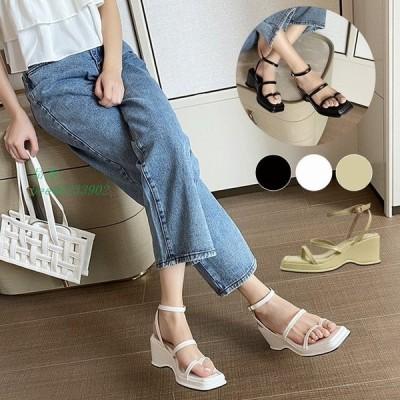 サンダル バックトラップ ストラップ 靴 2020新作 シューズ サンダル カジュアル