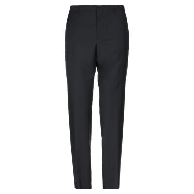 プラダ PRADA パンツ ブラック 54 ウール 84% / モヘヤ 16% パンツ