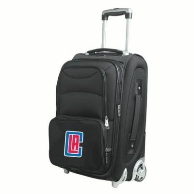 ユニセックス スポーツリーグ バスケットボール LA Clippers 21 Rolling Carry-On Suitcase アクセサリー