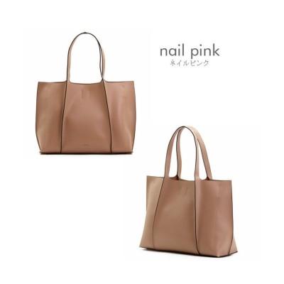 【アールエムストア】 BELL(ベル)large tote bag(ラージトートバッグ) レディース ピンク フリー RM STORE
