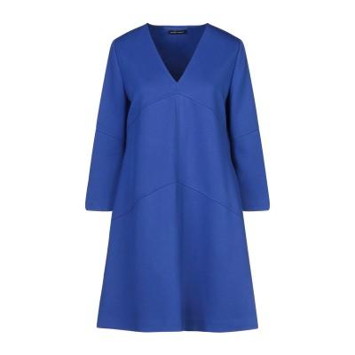MARIELLA ROSATI ミニワンピース&ドレス ブライトブルー 42 レーヨン 60% / ナイロン 35% / ポリウレタン 5% ミニワ