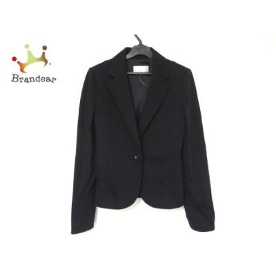 エムプルミエ M-PREMIER ジャケット サイズ38 M レディース 黒   スペシャル特価 20200625