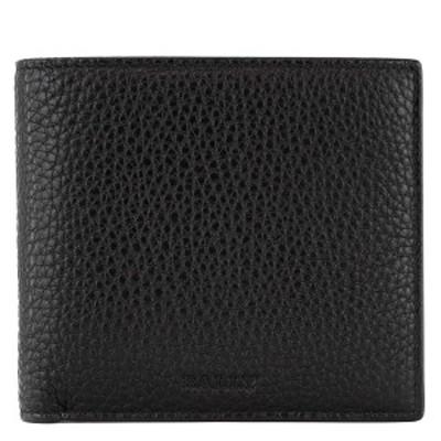 BALLY バリー 二つ折り財布 6208103 メンズ ウォレット ブラック