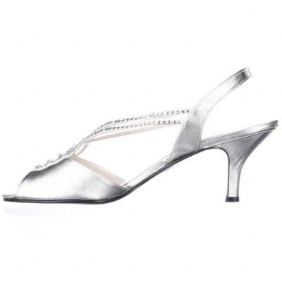 レディース 靴 コンフォートシューズ Caparros Womens Philomena Open Toe Bridal Slingback Sandals