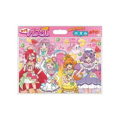 トロピカル〜ジュプリキュア セイカのパズル 45P 4901771310328