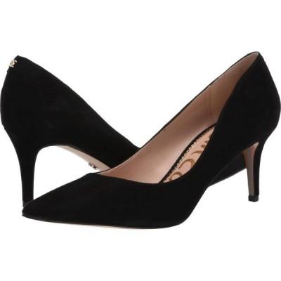 サム エデルマン Sam Edelman レディース パンプス シューズ・靴 Jordyn Black Suede Leather